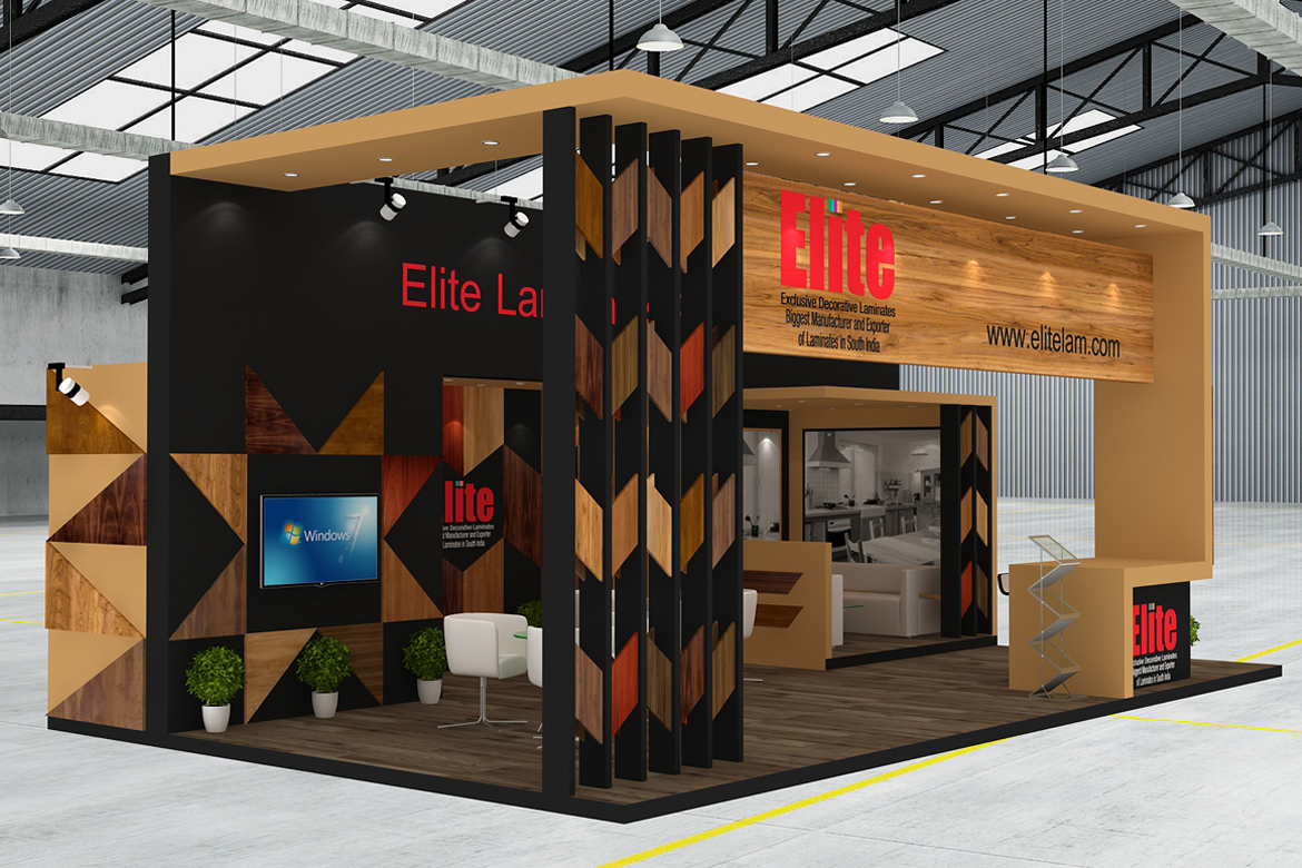 Best among Top Advertising Agencies for Exhibition Stall